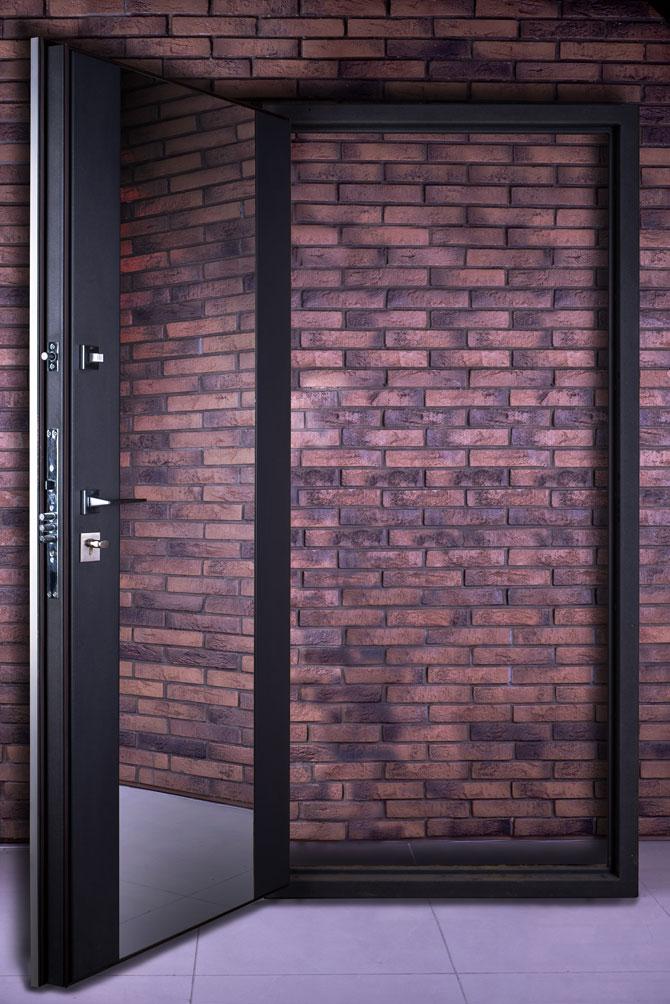 Металлическая дверь заказать Полтава