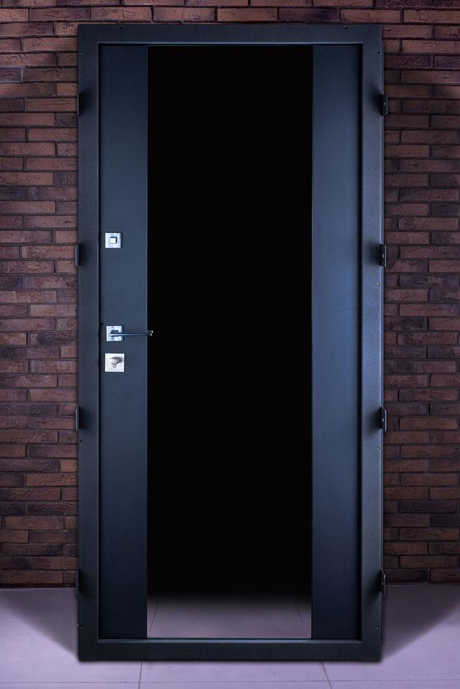 Металлическая дверь заказать Киев