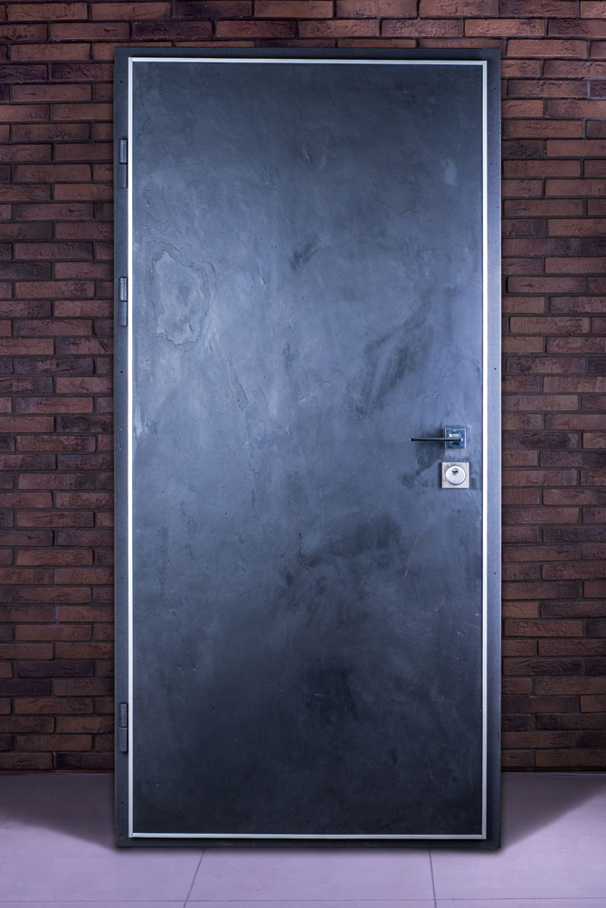 Металлическая дверь заказать Харьков