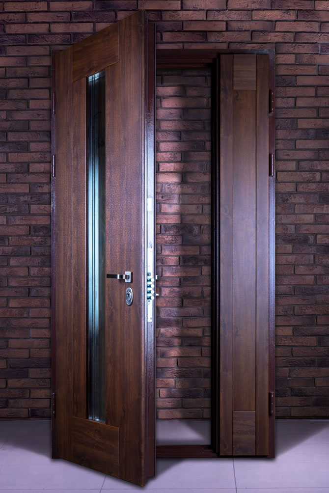стальная дверь купить Киев